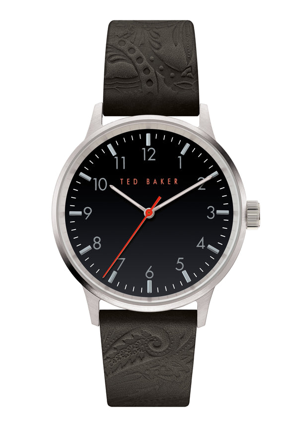 Ted Baker Cosmop Embossed Black Watch