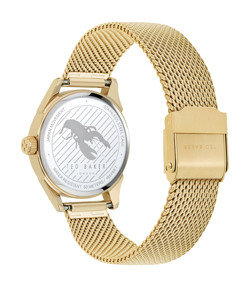 Ted Baker Luchiaa Gold Watch
