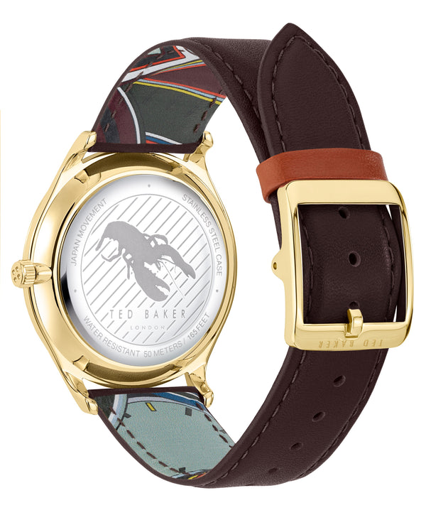 Ted Baker Manhatt Brown Watch