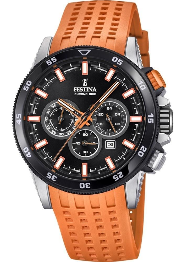 Festina Chrono Bike Orange Watch
