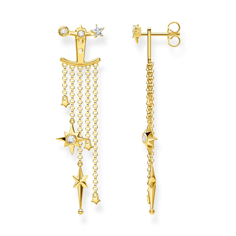 Thomas Sabo Earrings Stars