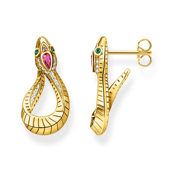 Thomas Sabo Earrings Snake