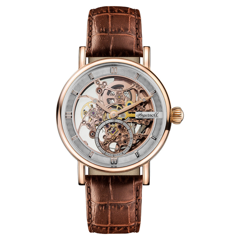 Ingersoll Herald Automatic Brown Watch