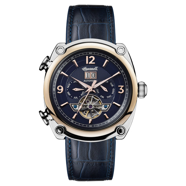 Ingersoll Michigan Automatic Blue Watch