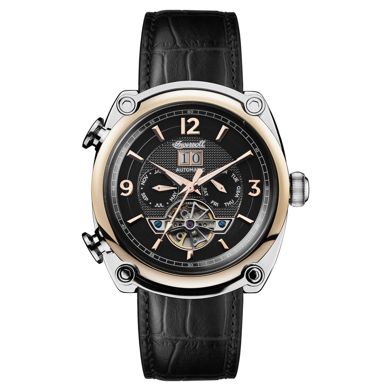 Ingersoll Michigan Automatic Black Watch