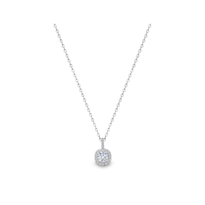 Georgini - Baxter Sterling Silver Cubic Zirconia Necklet