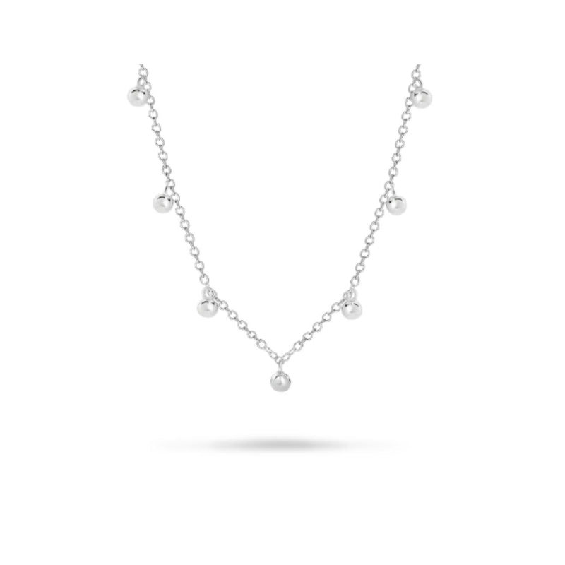 Georgini - Bond Sterling Silver Cubic Zirconia Necklet