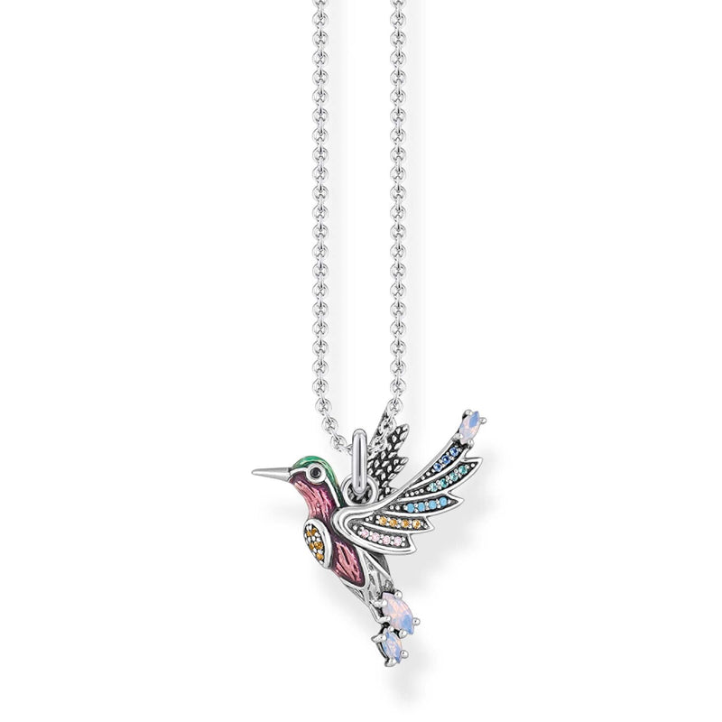 Thomas Sabo Necklace Hummingbird
