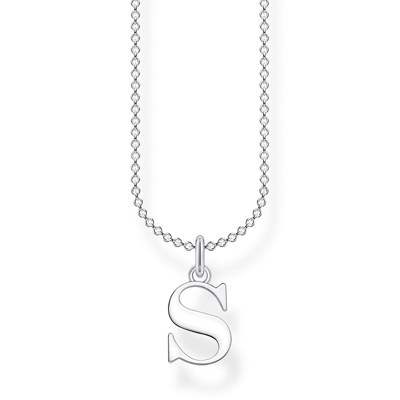Thomas Sabo Necklace Letter S
