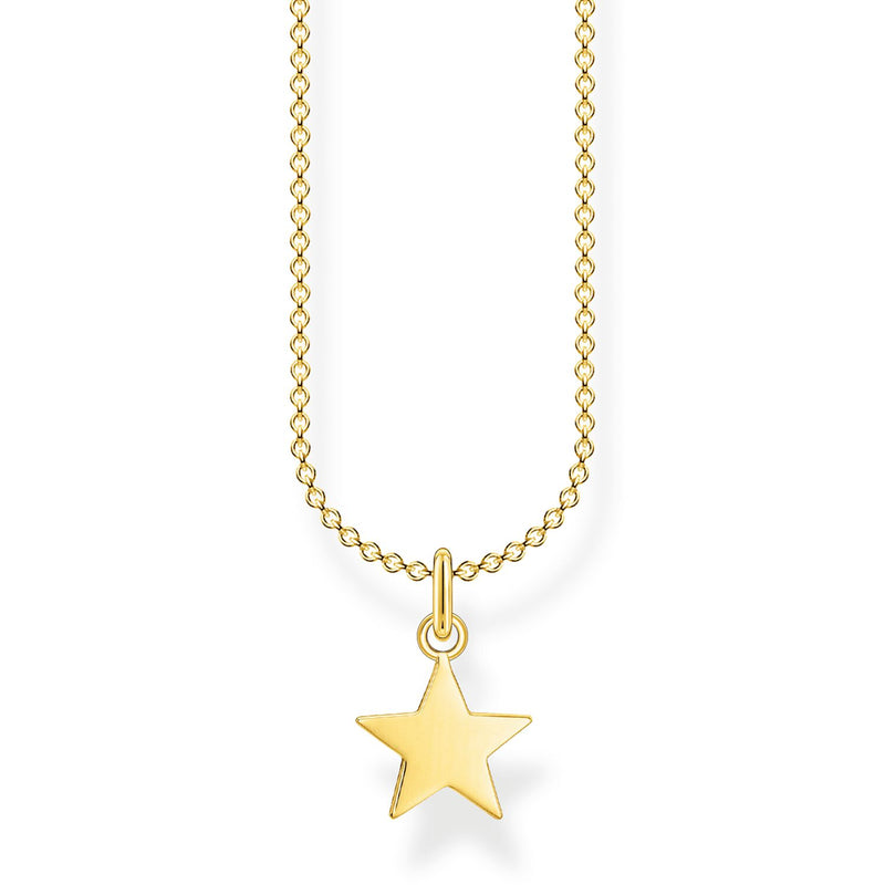 Thomas Sabo Necklace Star