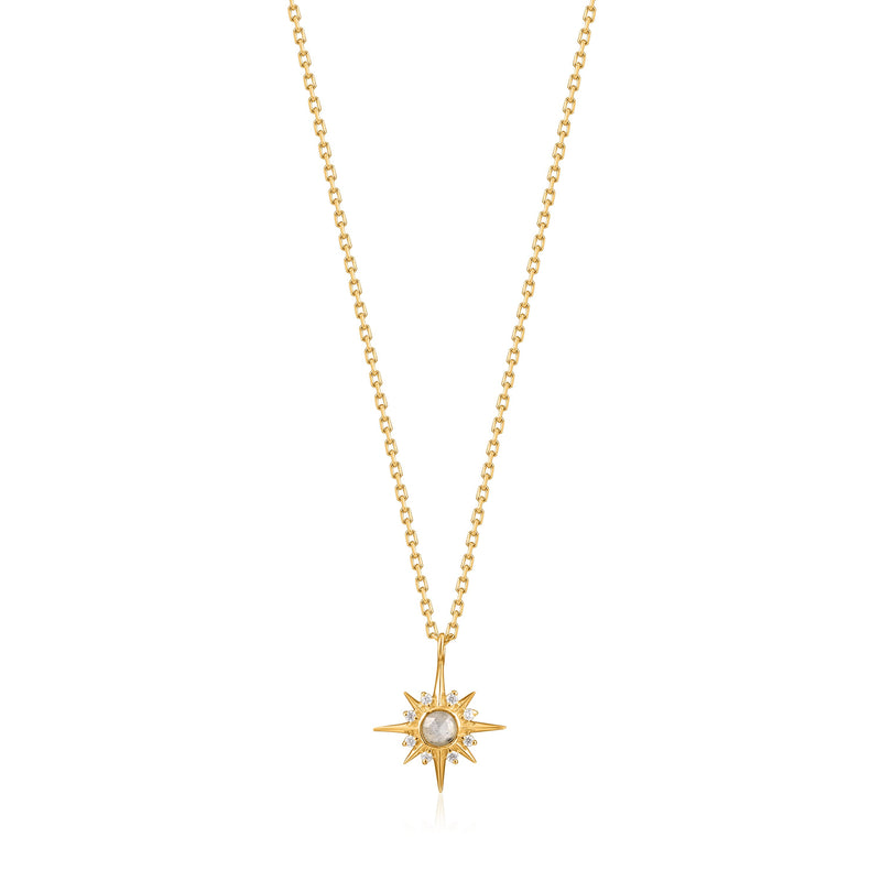 Ania Haie Midnight Star Necklace