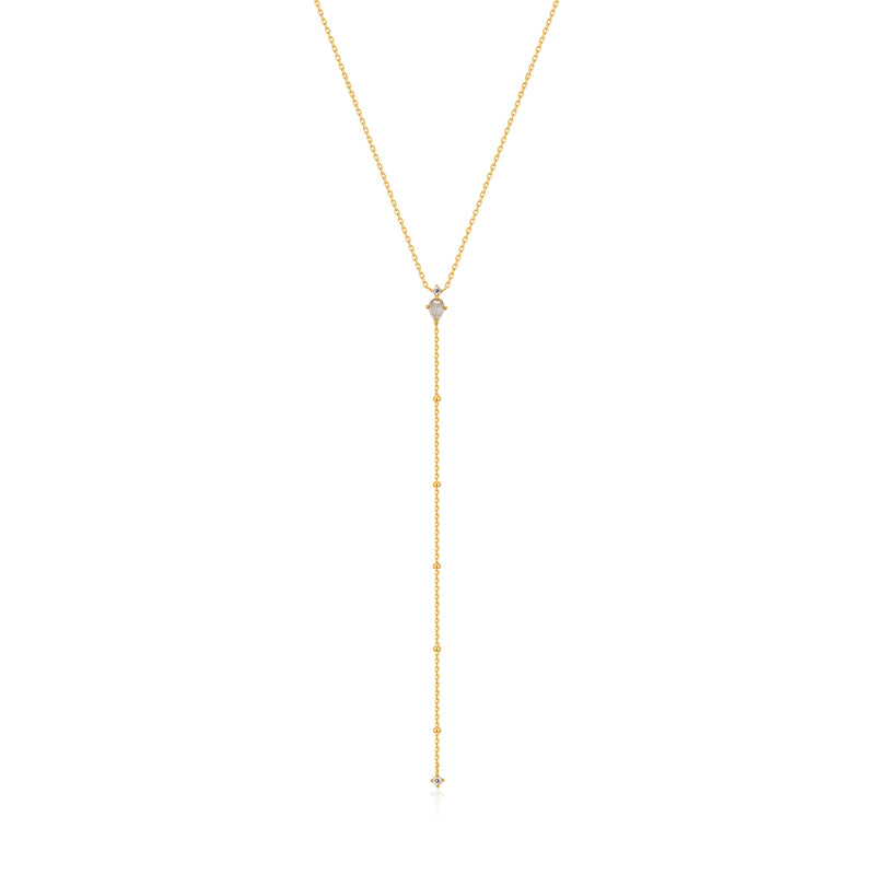 Ania Haie Midnight Y Necklace