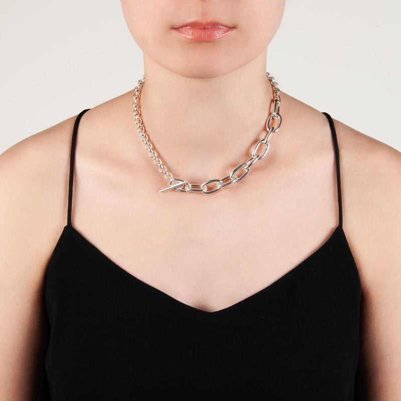 Najo - Border Necklace Short