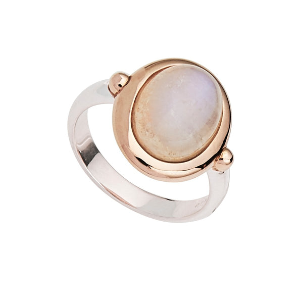 Najo Justinia Ring Moonstone