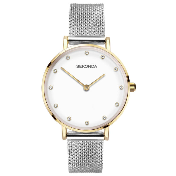 Sekonda Editions Women's Milanese Bracelet Watch SK40026