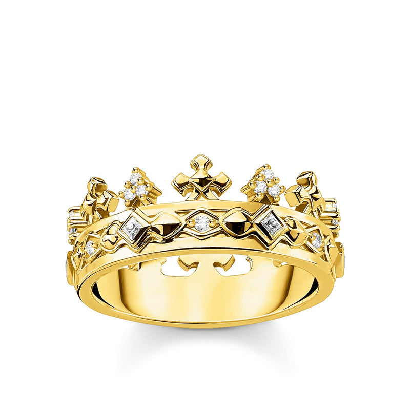 Thomas Sabo Ring Crown