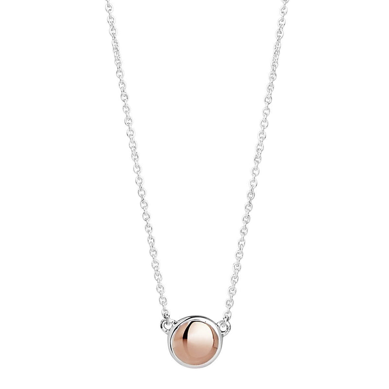 Najo Rosy Glimmer Necklace
