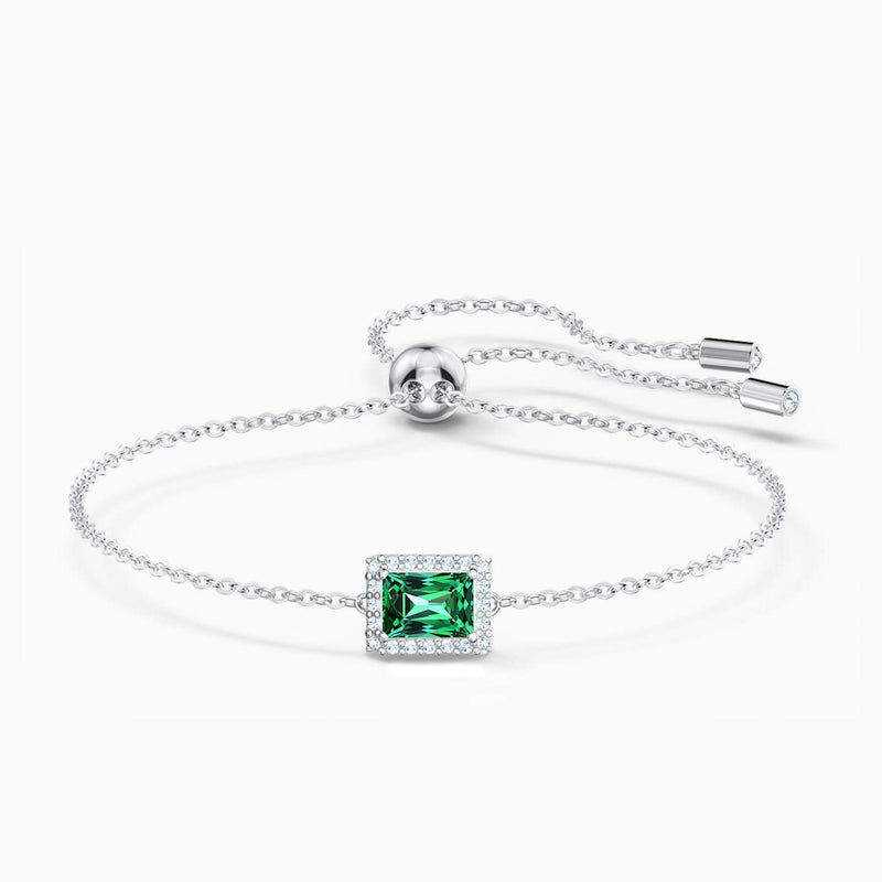 Swarovski Green Angelic Rectangular Bracelet