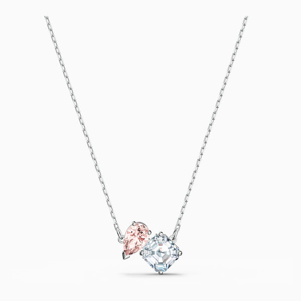 Swarovski Attract Soul Necklace - Pink