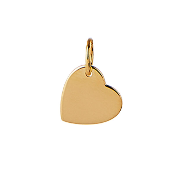 Najo Apollo Charm 9kt Yellow Gold