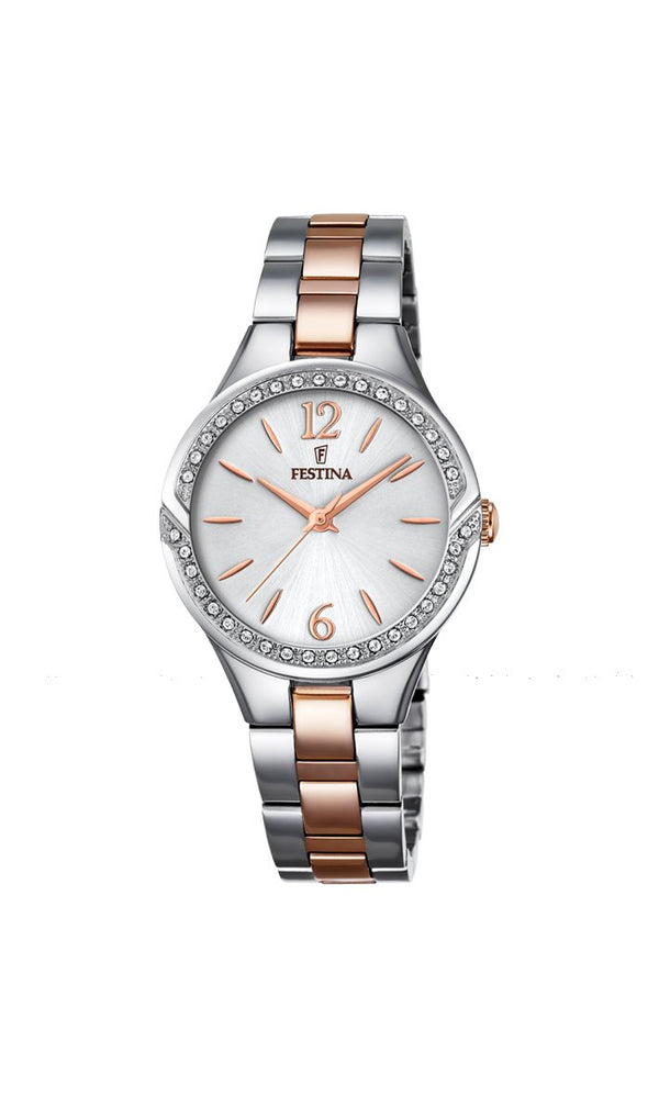 Festina Mademoiselle Two Tone Watch