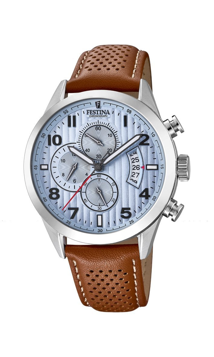 Festina Chrono Sport Brown Watch