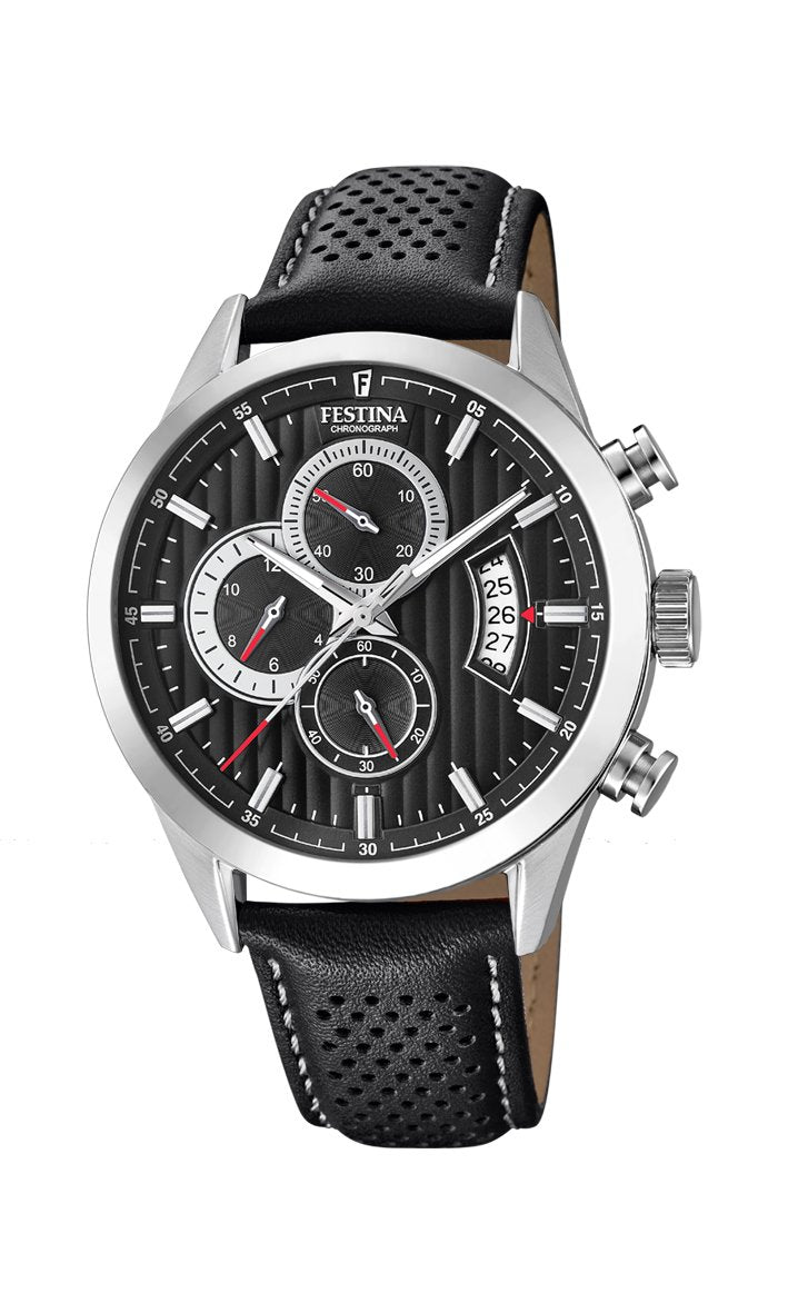 Festina Chrono Sport Black Watch