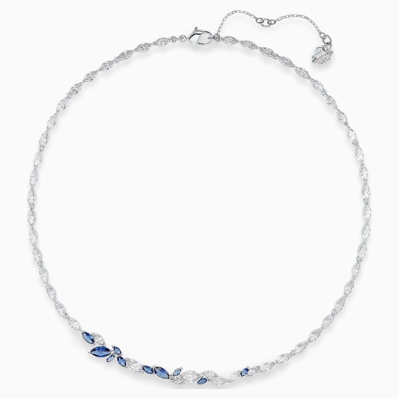 Swarovski Louison Necklace - Blue
