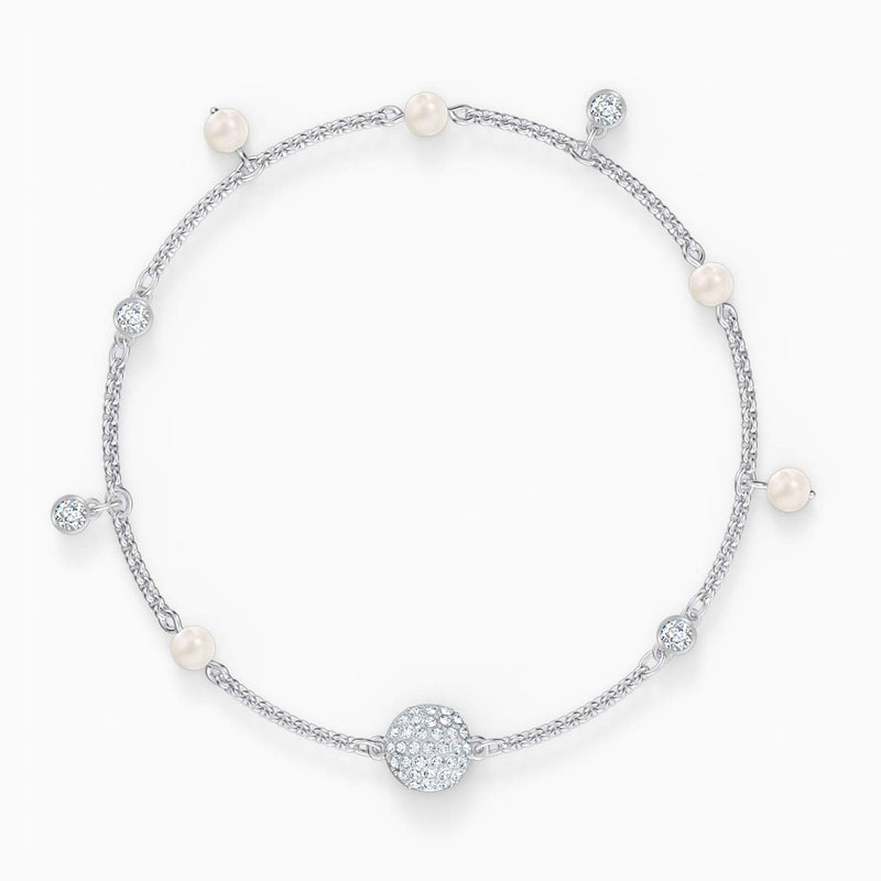 Swarovski White Remix Collection Delicate Pearl Strand