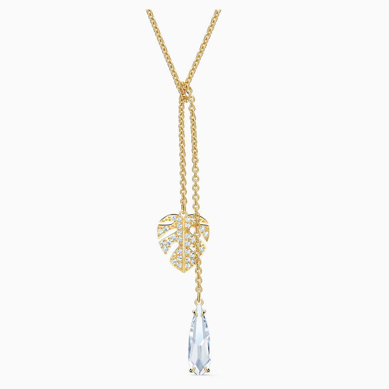 Swarovski Tropical Necklace - White