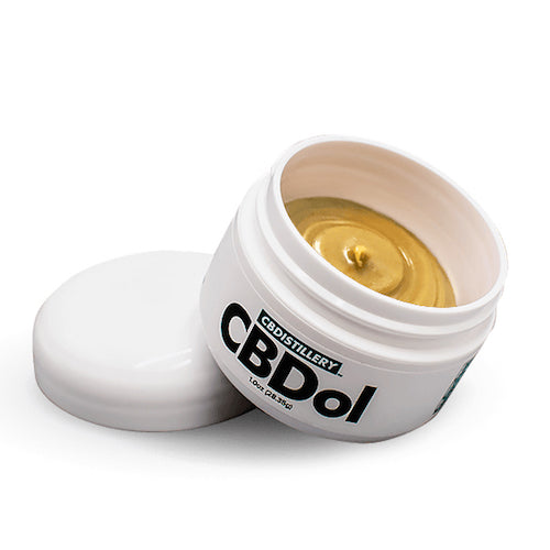 CBD Topical Salve Skin Cream by CBDistillery