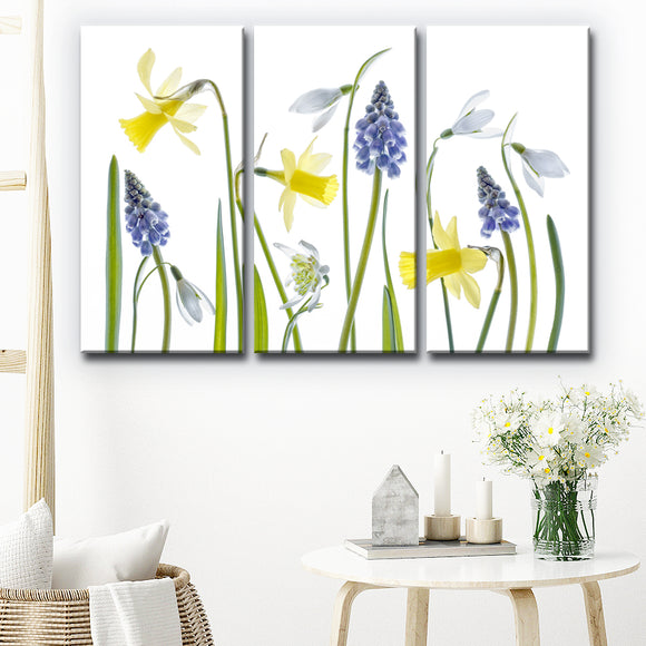 Ready2HangArt 'Spring' 3-Pc Canvas Wall Décor Set