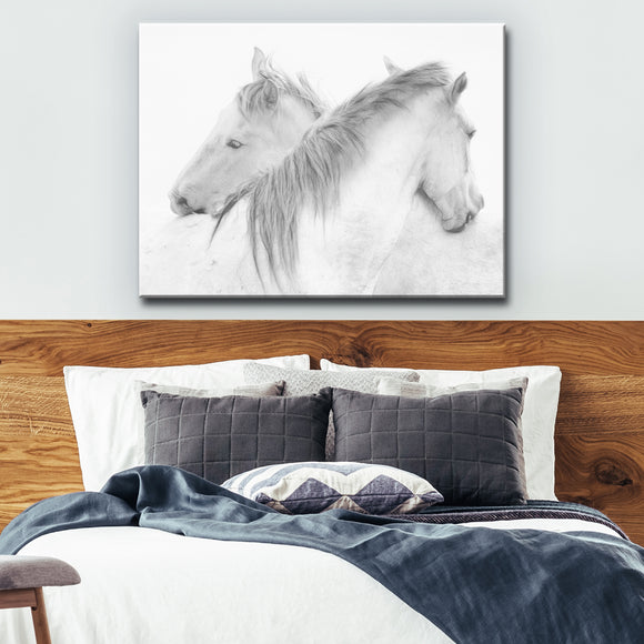 Ready2HangArt 'Horses' Canvas Wall Décor