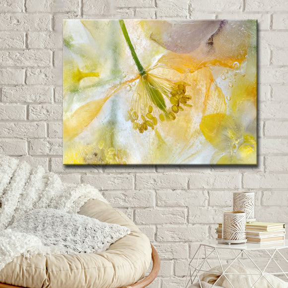 Ready2HangArt 'Papaver Ice' Canvas Wall Décor