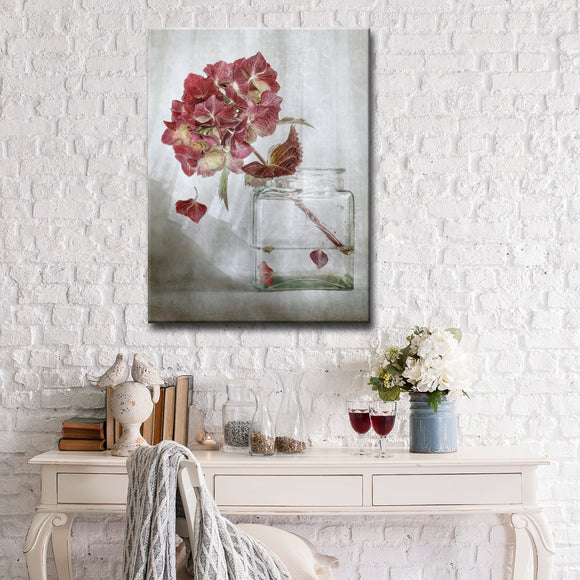 Ready2HangArt 'Hydrangea' Canvas Wall Décor