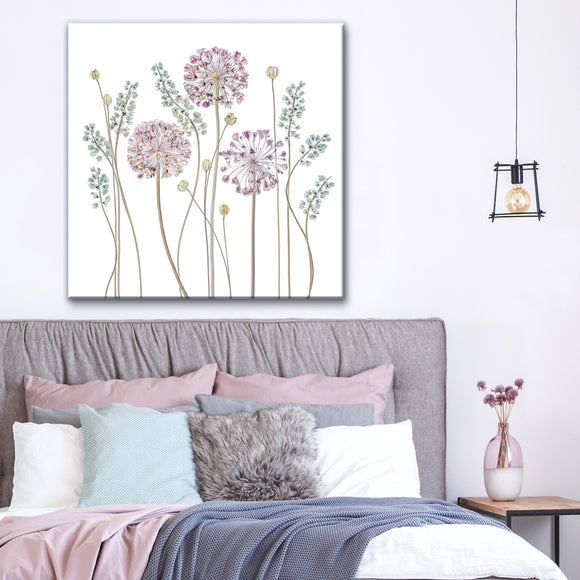 Ready2HangArt 'Allium' Canvas Wall Décor