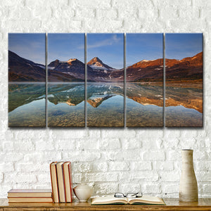 Ready2HangArt 'Magog Lake' 5-Pc Canvas Wall Décor Set
