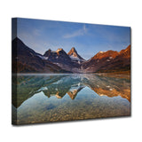 Ready2HangArt 'Magog Lake' Wrapped Canvas Wall Décor