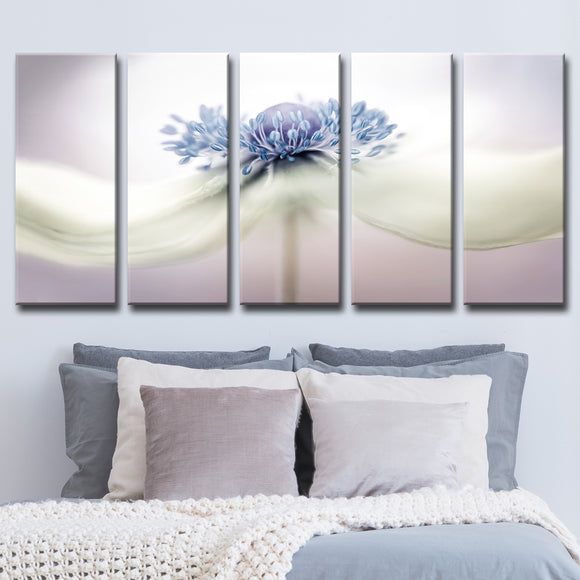 Ready2HangArt 'Anemone' 5-Pc Canvas Wall Décor Set
