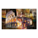 Ready2HangArt 'Coliseum di Roma' Canvas Wall Art