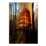 Ready2HangArt 'Tower of Pisa' Canvas Wall Art