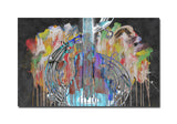 Ready2HangArt 'Muzik XVI' Oversized Canvas Wall Art