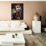 Ready2HangArt 'A few last notes' Oversized Canvas Wall Art