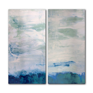 Ready2HangArt 'Abstract' Oversized 2-piece Canvas Wall Art