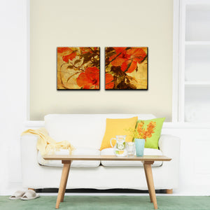 Ready2HangArt 'Tropical Hibiscus' 2-pc Canvas Wall Art Set