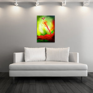 Ready2HangArt 'Tropical Hibiscus' Canvas Wall Art