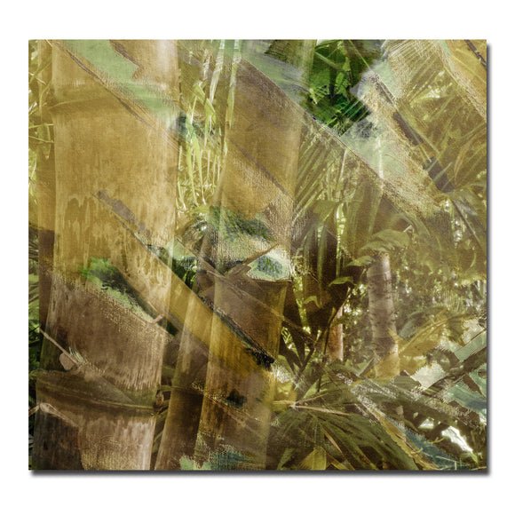 Ready2HangArt 'Abstract Bamboo II' Oversized Canvas Wall Art