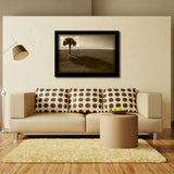 Bruce Bain 'Lone Palm Tree' Canvas Wall Art