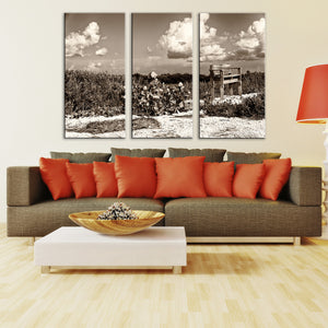 Ready2HangArt Bruce Bain 'Solice' 3-pc Canvas Art Set