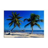 Ready2HangArt Bruce Bain 'Island Perfection' Canvas Art